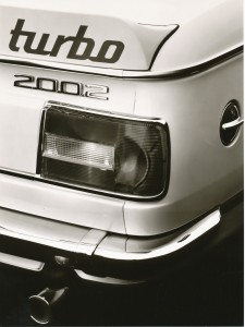 BMW 2002 Turbo 1970-01