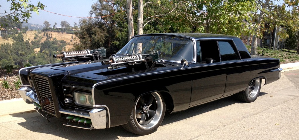 Green-Hornet-1965-Chrysler-Imperial