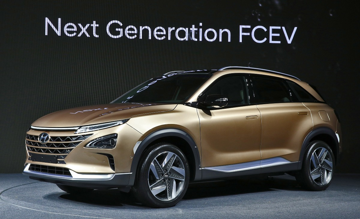 Hyundai next gen fuel-cell